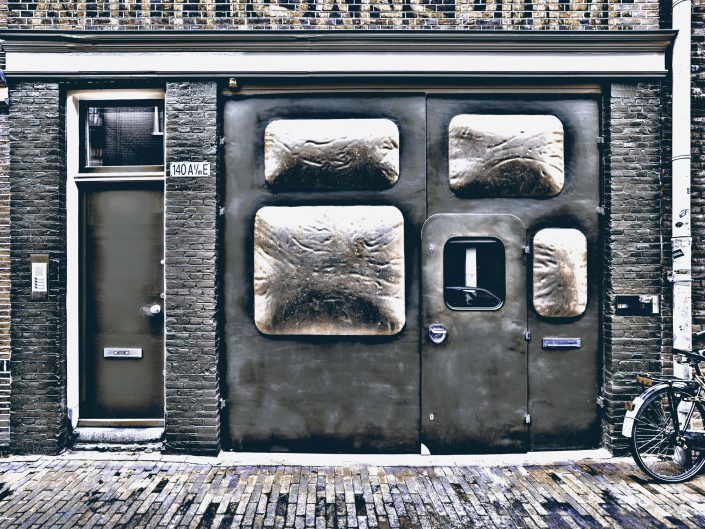 Hausfront Architektur